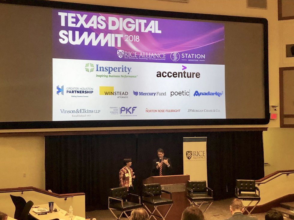 Texas Digital Summit 2018