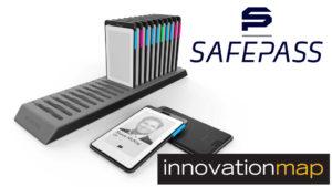 SafePass Featured on InnovationMap