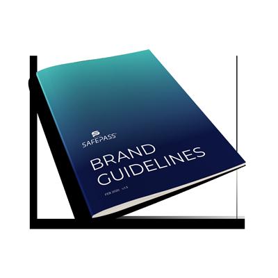 SafePass Brand Guidelines v1.5 Cover