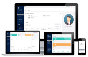 SafePass Visitor Manager on Various Devices