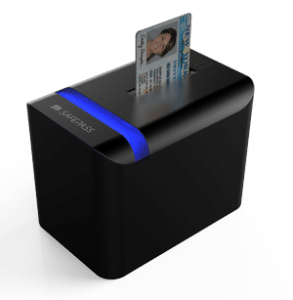 Secure and Authenticating ID Scanner